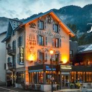 Chamonix Hotel •Restaurant •Bar